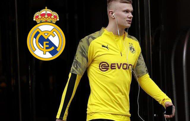 ¡75 millones de euros por gastos de cancelación! ¿Haland irá al Real Madrid?