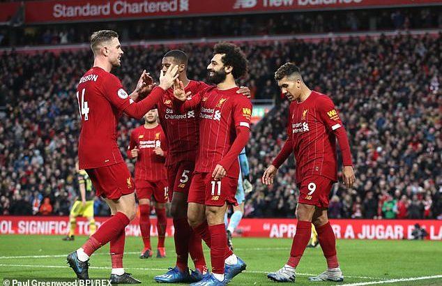 """El equipo de Liverpool fue nombrado """"el más valioso de Europa"""" con hombres de Jurgen Klopp valorados en £ 1,27 mil millones y por delante de Manchester City y Barcelona"""