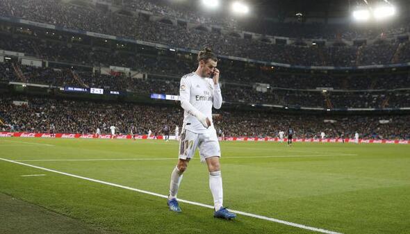 El Real Madrid está decidido a enviar a Bale lejos en lugar de Tarifa de transferencia