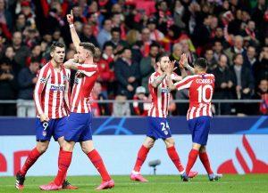 Comprar Camisetas de Futbol Atlético Madrid