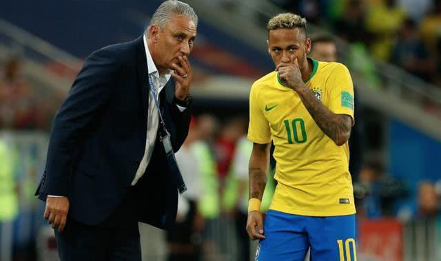 Tite: Neymar no puede ser reemplazado, Hazard y Griezmann no pueden reemplazarlo