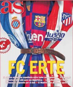 Comprar Camisetas de Futbol La Liga