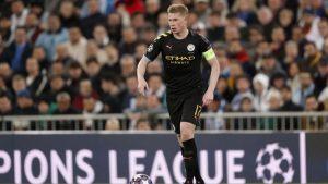 Comprar Camisetas de Futbol Manchester City De Bruyne 2020