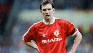 Comprar Camisetas de Futbol Manchester United Bryan Robson