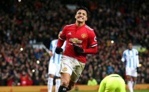 Comprar Camisetas de Futbol Manchester United Sanchez