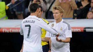Comprar Camisetas de Futbol Real Madrid Ödegaard