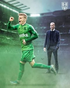 Comprar Camisetas de Futbol Real Madrid Ödegaard 2020