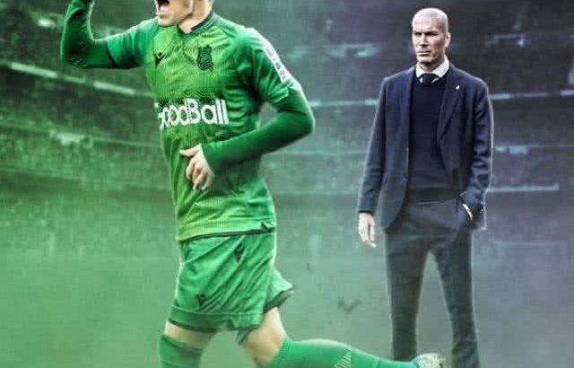 Ödegaard quiere permanecer en la Royal Society para jugar en el Liga de Campeones de la UEFA, pero Zidane quiere que regrese al Real Madrid