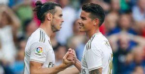 Comprar Camisetas de Futbol Real Madrid Bale y Rodríguez