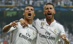 Comprar Camisetas de Futbol Real Madrid Ronaldo y Ramos