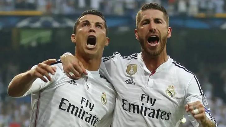 Ramos ve a la Juventus como el Plan B, ¿jugará fútbol con Cristiano Ronaldo?