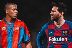 Comprar Camisetas de Futbol Barcelona Messi 2020